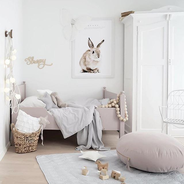 quarto infantil escandinavo