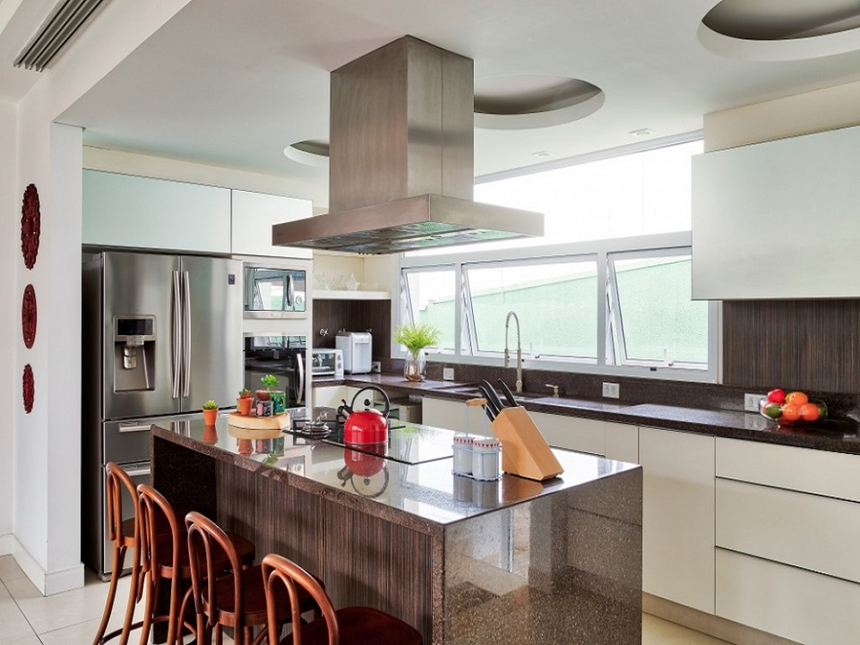 Dicas para investir em uma cozinha com ilha