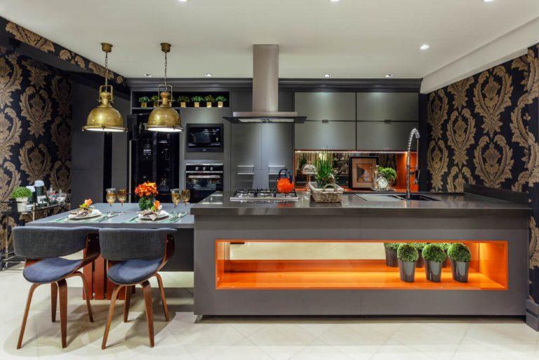 cozinha planejada moderna