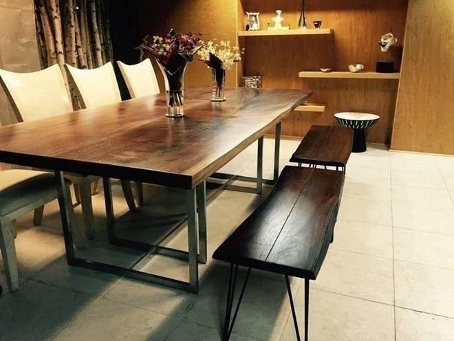 estilo sustentável para sala de jantar