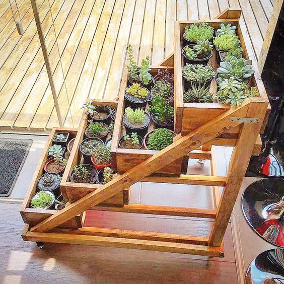 jardim pequeno para apartanemento