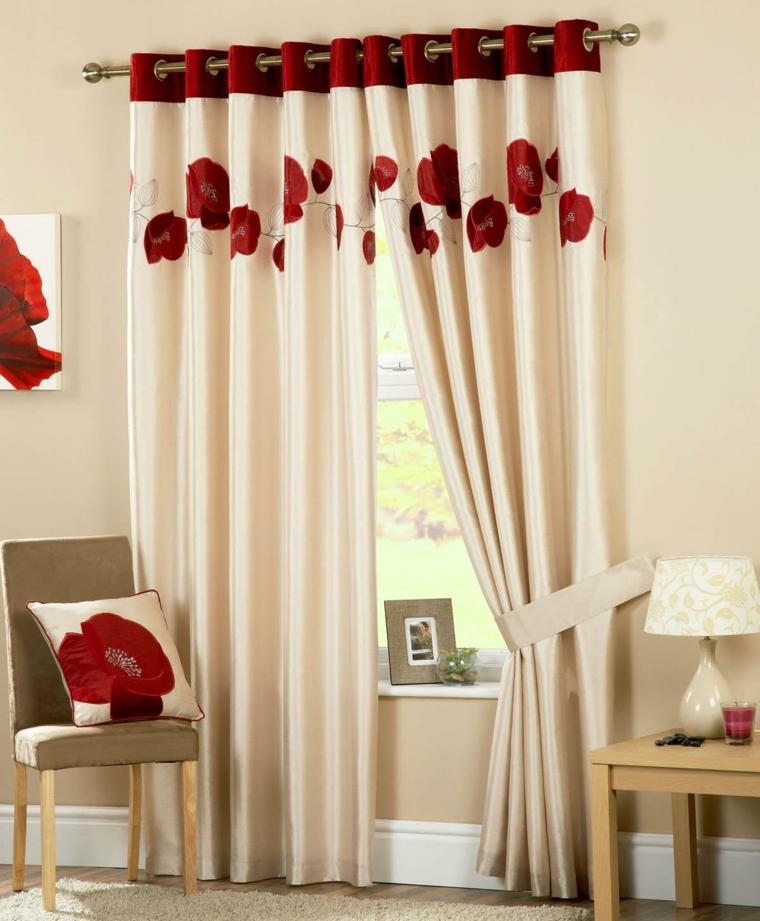 cortina na decoração