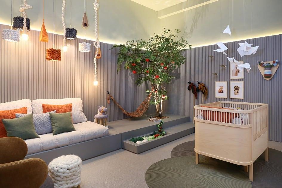 tendencias de decoração para quarto infantil 2022